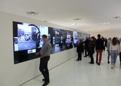 Im Porschemuseum