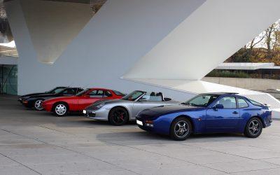 Werksbesichtigung im Porschewerk, Museumsführung und Stammtisch in Zuffenhausen